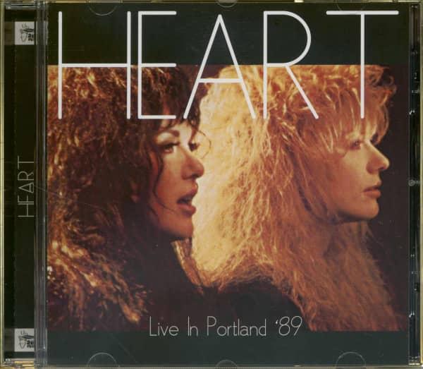 Live In Portland '89 (CD)