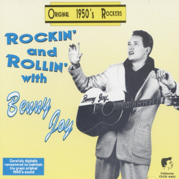 Rockin' With Benny Joy