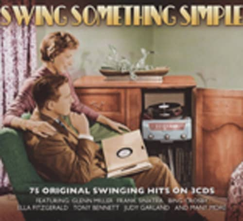 Swing Something Simple (3-CD 1940 - 50s)
