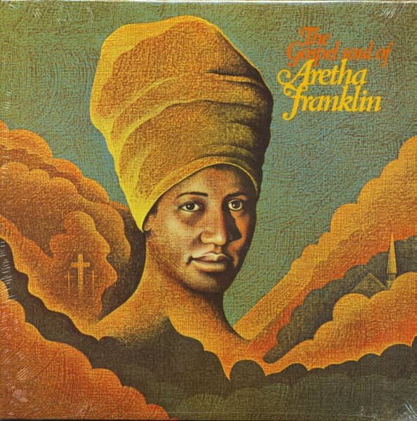 The Gospel Soul Of Aretha Franklin (LP)