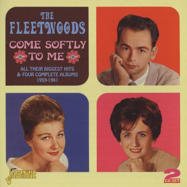 Come Softly To Me 1959-61 (2-CD)