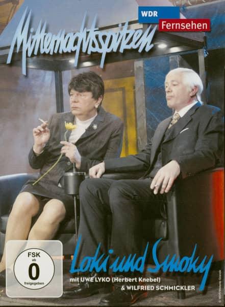 Loki und Smoky - Uwe Lyko (Herbert Knebel) & Wilfried Schmickler (DVD)