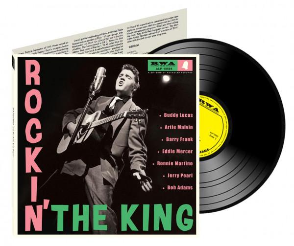 Rockin' The King (10inch LP)