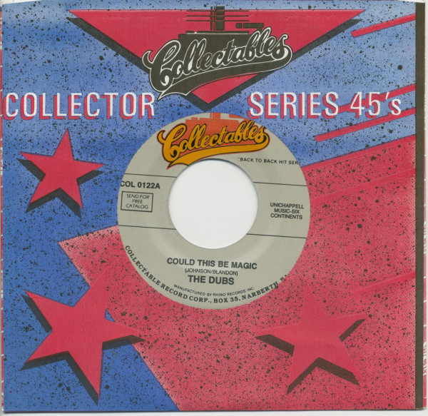 Could This Be Magic - Such Lovin' (7inch, 45rpm, BC, CS)