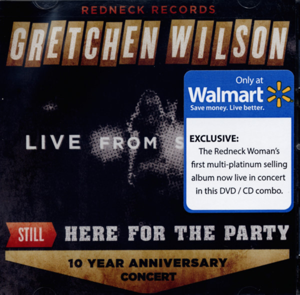 Still Here For The Party (DVD+CD Set) Walmart Exclusive