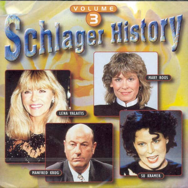 Vol.03, Schlager History
