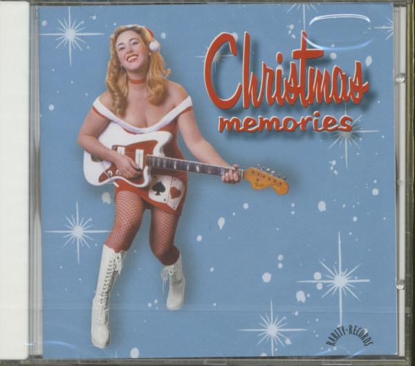 Christmas Memories (CD)