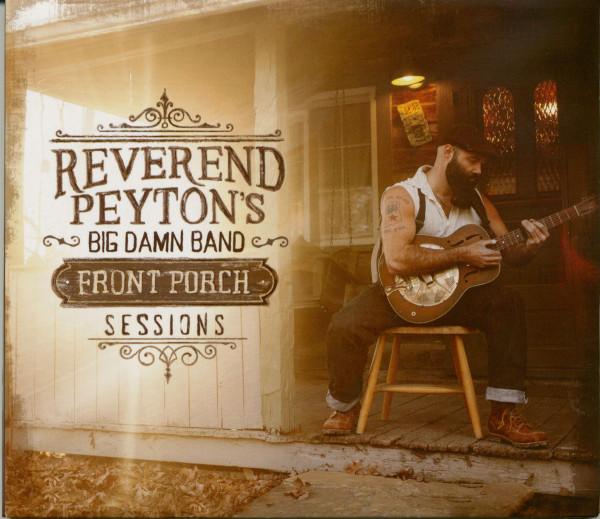 Front Porch Sessions (CD)