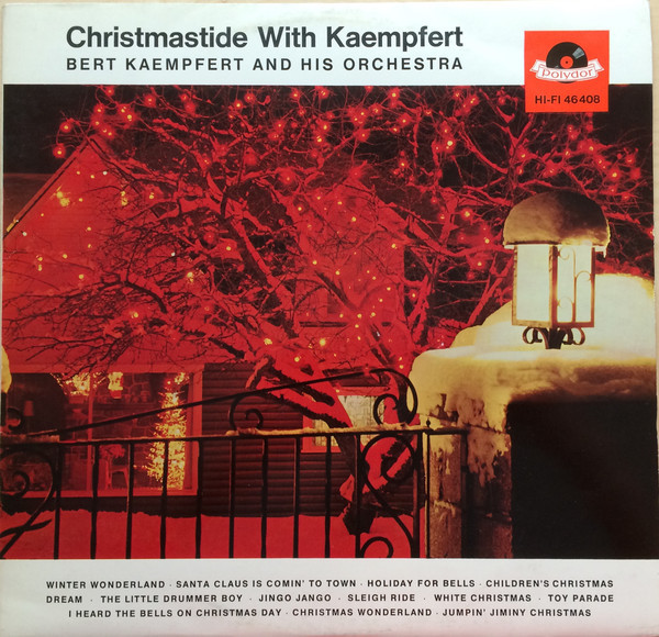 Christmastide With Kaempfert (LP, Mono)