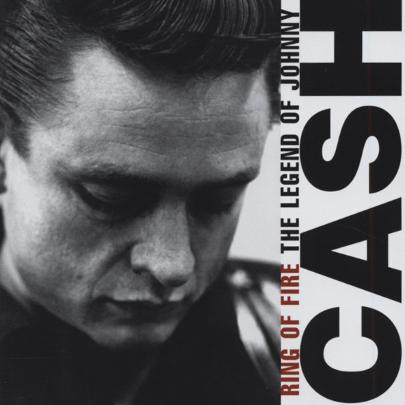 Ring Of Fire - The Legend Of Johnny Cash Vol.1 (CD)