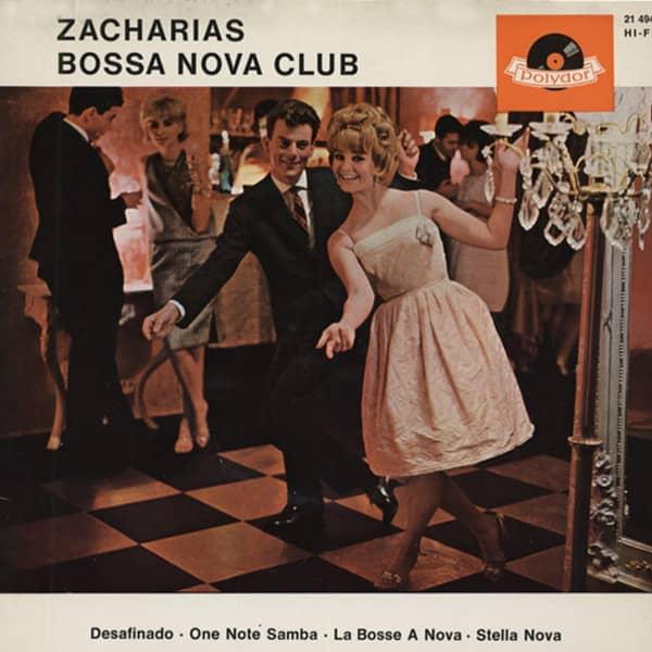 Bossa Nova Club 7inch, 45rpm, EP Bildhülle
