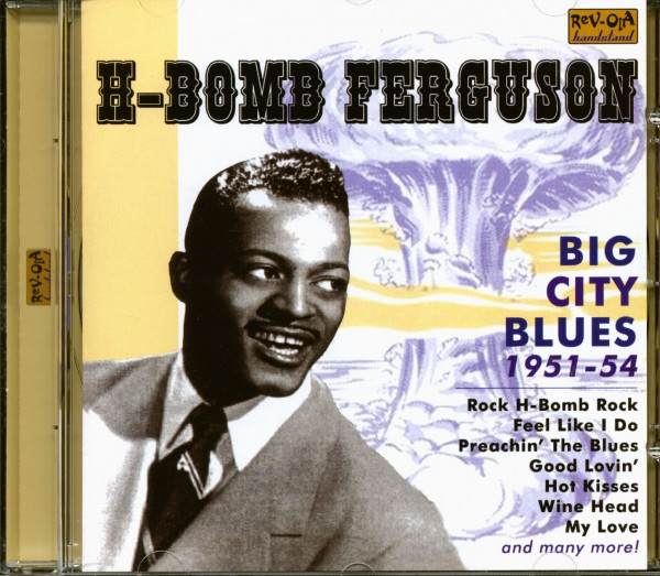 Big City Blues 1951-54 (CD)
