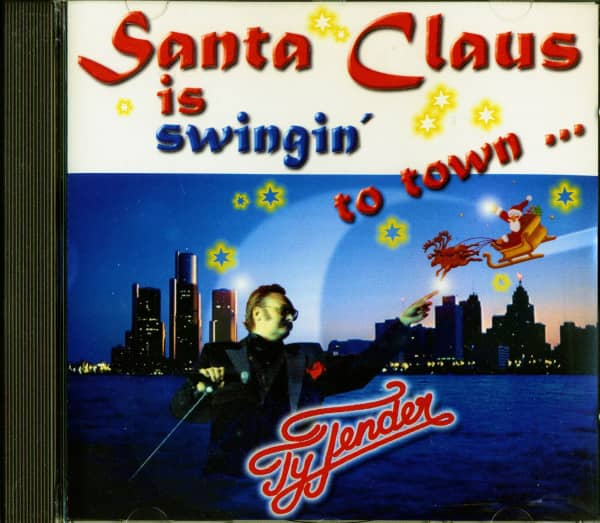 Santa Claus Is Swingin' To Town