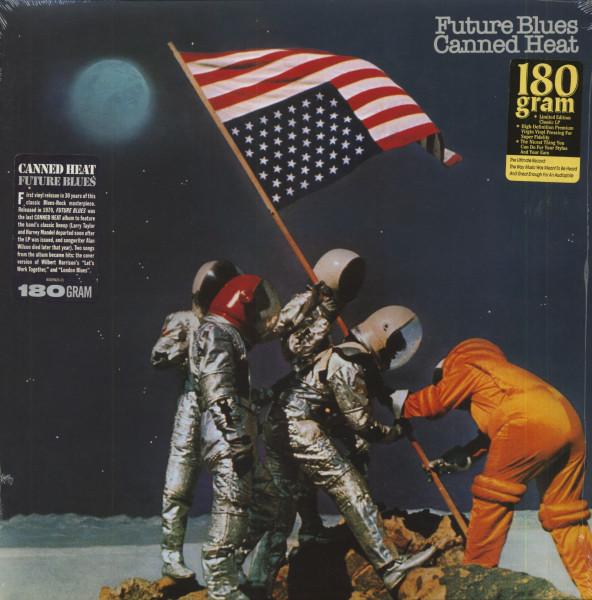 Future Blues (LP, 180g Vinyl)