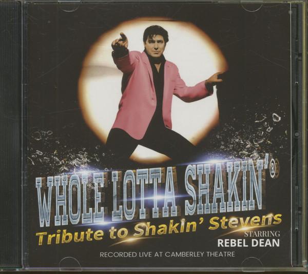 Whole Lotta Shakin' - Tribute To Shakin' Stevens (CD)
