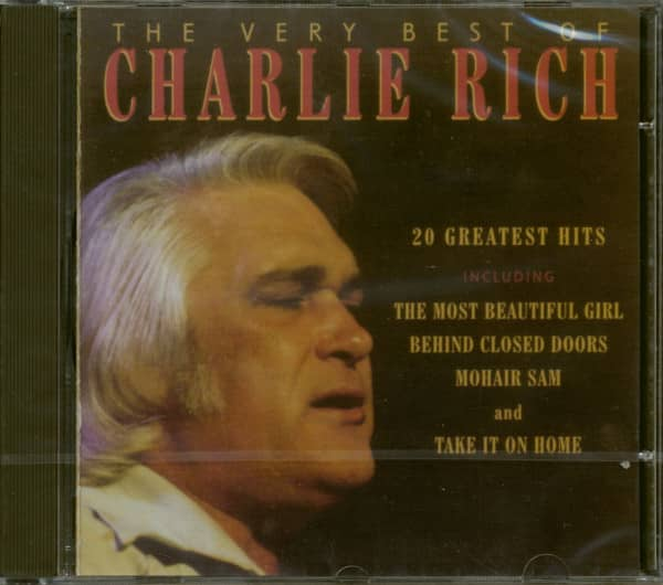 The Very Best Of Charlie Rich (CD)