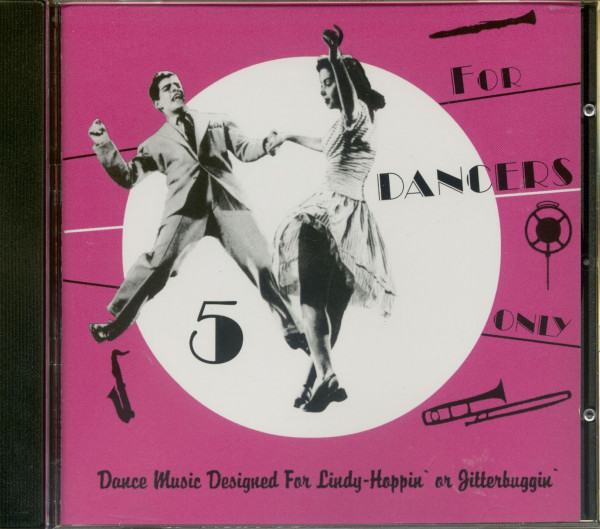 For Dancers Only - Vol.5 (CD)