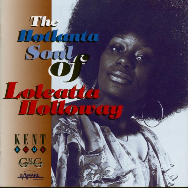The Hotlanta Soul Of Loleatta Holloway (CD)l Of