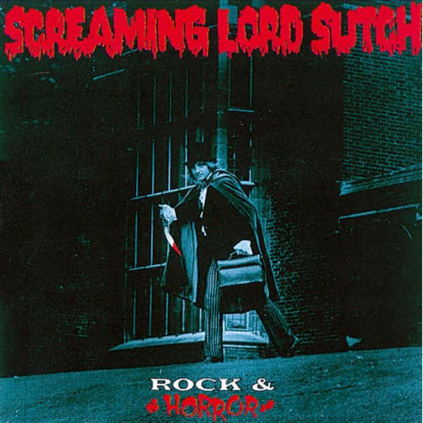 Rock & Horror (LP)