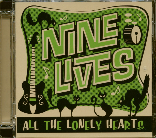 All The Lonely Hearts (CD)