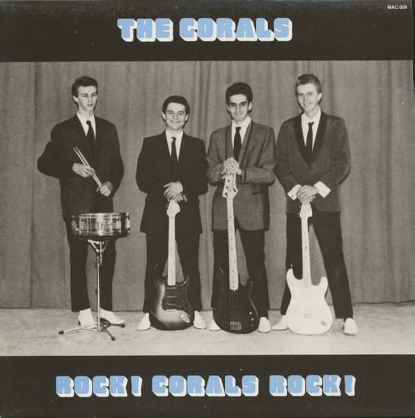 Rock Corals Rock (LP)