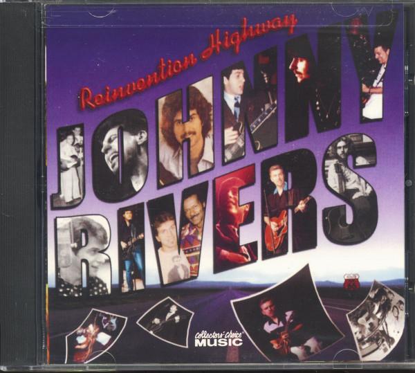 Reinvention Highway (CD)