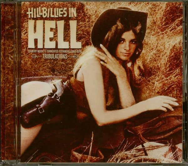Hillbillies In Hell Vol.5 - Tribulations (CD)