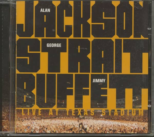 Live At Texas Stadium (CD)