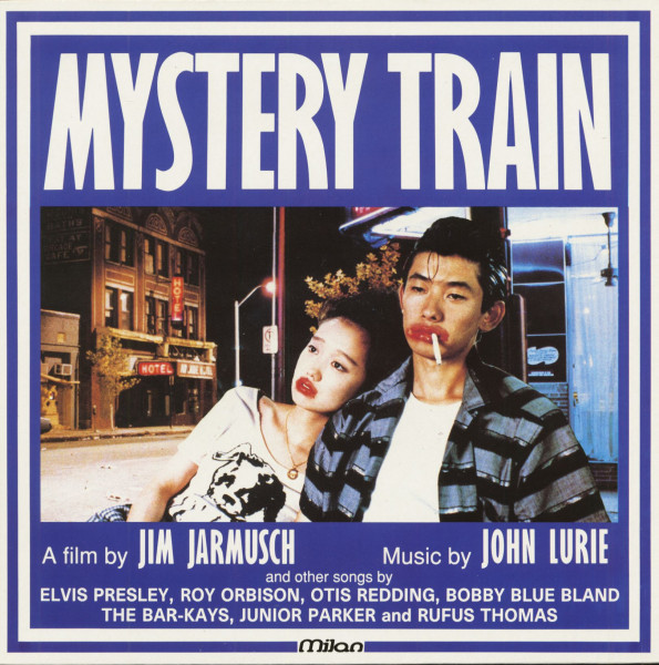 Mystery Train - Jim Jarmusch Film Soundtrack (LP)