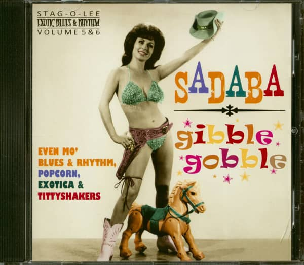 Gibble Gobble & Sadaba (CD)
