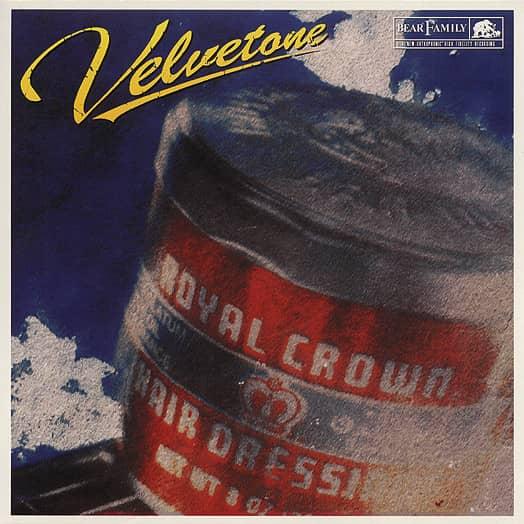 Velvetone - 25cm LP