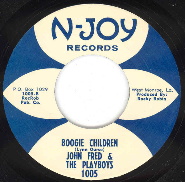 Boogie Children - I Just Want To Make...7inch, 45rpm