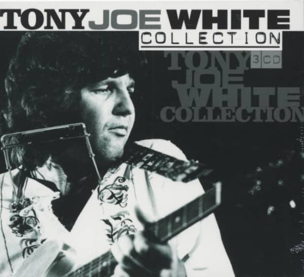 Tony Joe White Collection (3-CD)