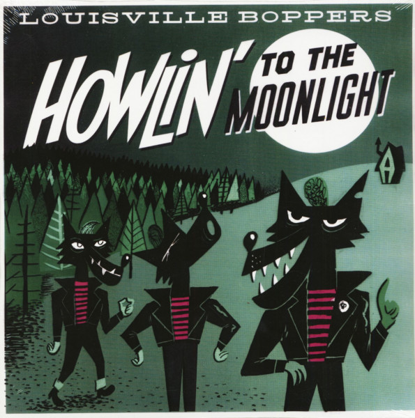Howlin' To The Moonlight (LP)