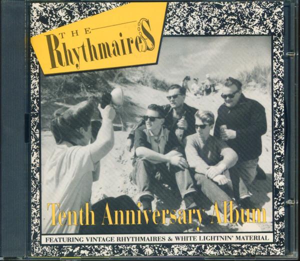 10th Anniversary Album (CD)
