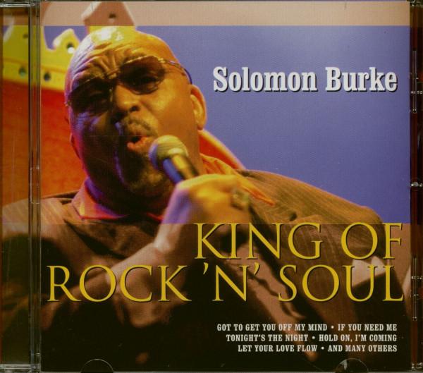 King Of Rock 'N' Soul (CD)