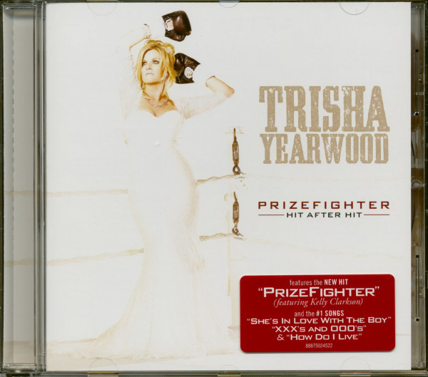 Prizefighter: Hit After Hit (CD)