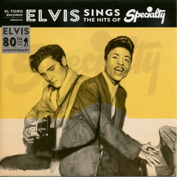 Sings The Hits Of Specialty (45rpm,EP,PS,BC)