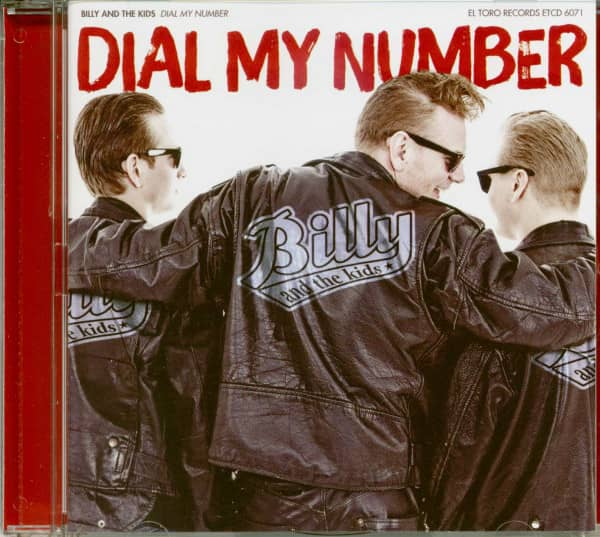 Dial My Number (CD)