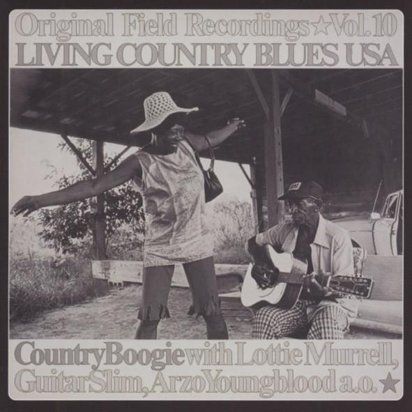 Living Country Blues USA Vol.10