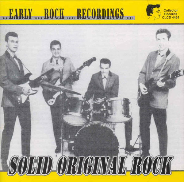 Solid Original Rock