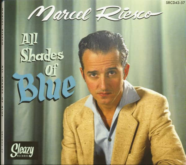 All Shades Of Blue (CD)