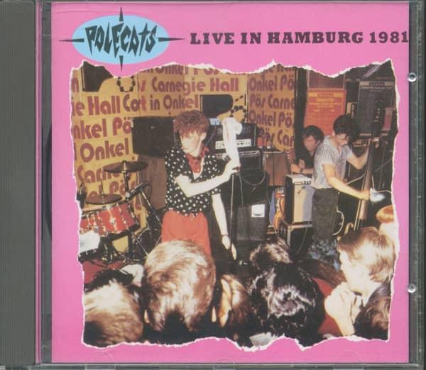 Live In Hamburg 1981 (CD)
