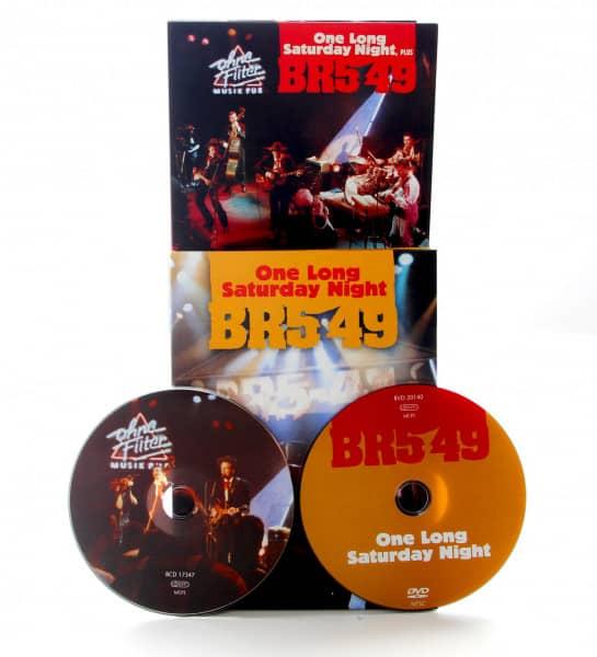 One Long Saturday Night, plus - Bundle (CD & DVD)