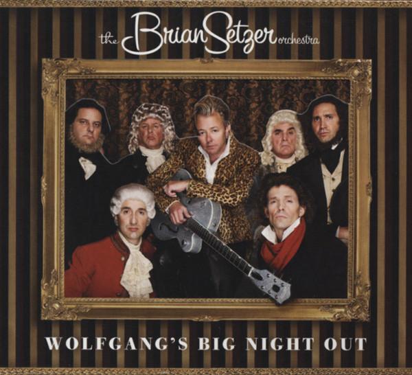Wolfgang's Big Night Out (CD, US-Version)