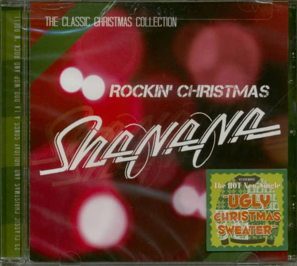 Rockin' Christmas (CD)