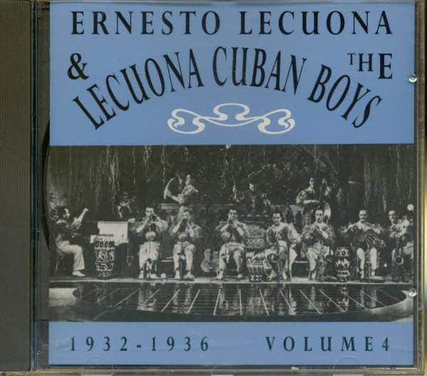The Lecuona Playboys, Vol.4 (CD)