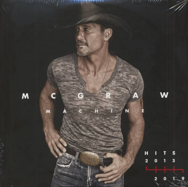 McGraw Machine Hits 2013 - 2019 (2-LP)
