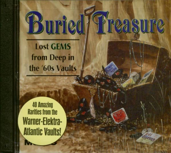 Buried Treasure - Lost Gems Of The 60s 2-CD