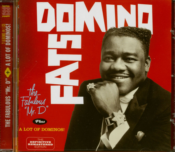 Fabulous Mr. D - A Lot Of Dominos (CD)